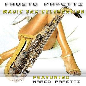 Fausto Papetti альбом Magic Sax Celebration
