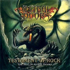 Astral Doors альбом Testament Of Rock: The Best Of Astral Doors