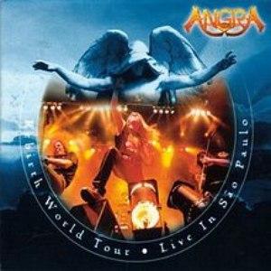 Angra альбом Rebirth World Tour: Live in São Paulo