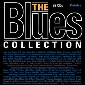 Jimmy Reed альбом The Blues Collection
