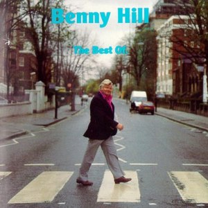 Benny Hill альбом The Best Of