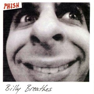 Phish альбом Billy Breathes
