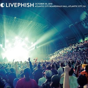 Phish альбом Live Phish: 10/30/10, Boardwalk Hall, Atlantic City, Nj