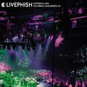 Phish альбом Live Phish: 10/26/10 Verizon Wireless Arena, Manchester, NH