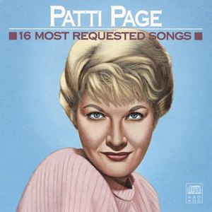 Patti Page альбом 16 Most Requested Songs