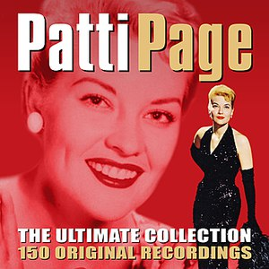 Patti Page альбом The Ultimate Collection
