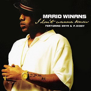 Mario Winans альбом I Don't Wanna Know