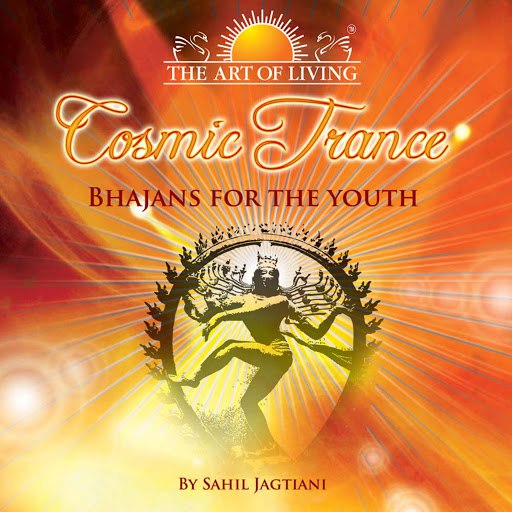 Sahil Jagtiani альбом Cosmic Trance