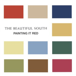 The Beautiful South альбом Painting It Red
