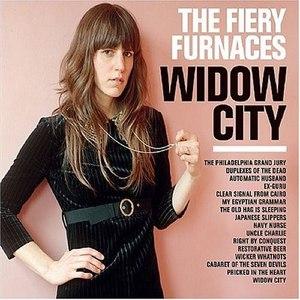 The Fiery Furnaces альбом Widow City