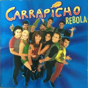 Carrapicho альбом Rebola