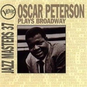 Oscar Peterson альбом Oscar Peterson Plays Broadway