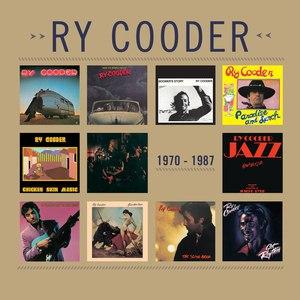 Ry Cooder альбом 1970 - 1987