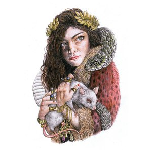 Lorde альбом The Love Club EP