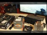 online сборка Ryzen + разгон Лучшему донатеру - SSD 120 Team Groop + автограф