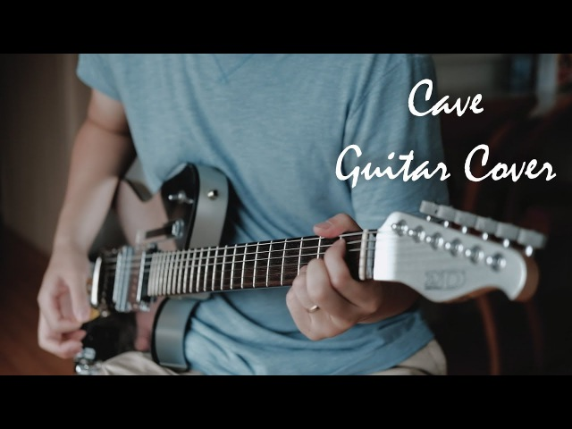 Cave, MUSE - Guitar Cover