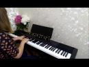 Хания Фархи Үпкәләсәң әйдә үпкәлә piano cover