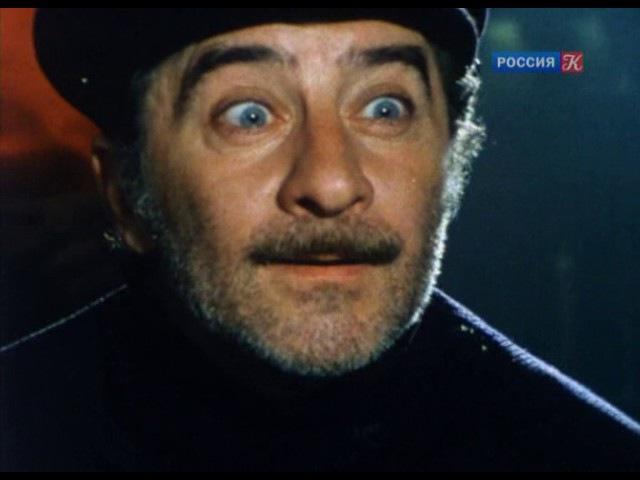 Комиссар Мегрэ Кабачок Ньюфаундлендцев Серия 1
