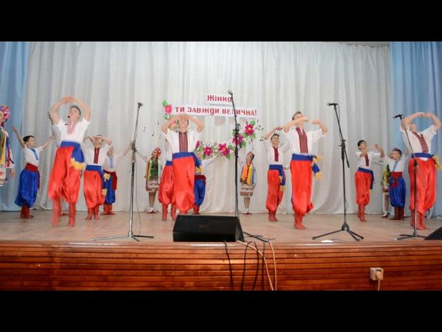 ГОПАК зразковий ансамбль народного танцю БАРВОГРАЙ