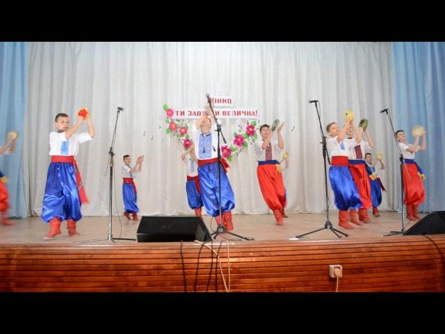 БУБНЯРІ зразковий ансамбль народного танцю БАРВОГРАЙ