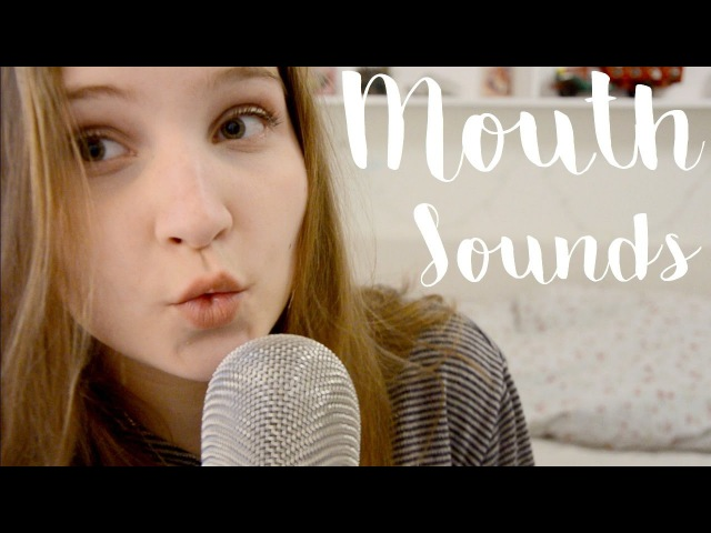 ASMR Mouth Sounds    Chewing, Kissing, Ear Eating