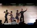 WDSF/JDSF The 19th Tokyo Open Latin【Semi Final Samba】Vito COPPOLA Kristina GARIFULLINA