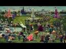 Анимированный Сад земных наслаждений Иеронимуса Босха