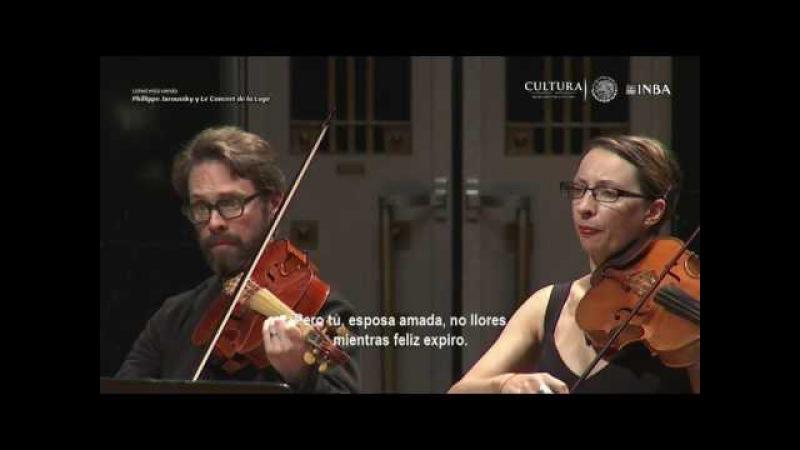 Philippe Jaroussky y Le concert de la loge 2