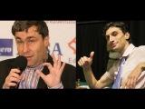 Иванчук против Джобава шедевр художников шахмат!