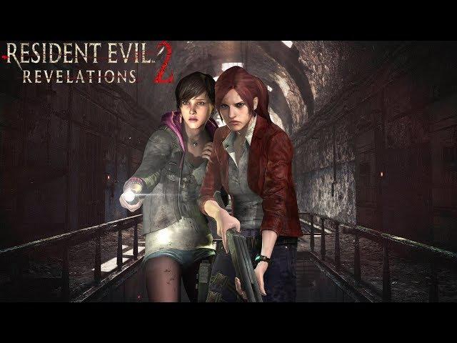 Resident Evil Revelations 2 - Побег из тюрьмы! Эпизод 1- Часть 1