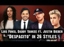 Luis Fonsi, Daddy Yankee ft. Justin Bieber - Despacito   Ten Second Songs 26 Style Cover  
