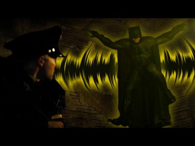 Бэтмен не может выключить свою тему 1966 года