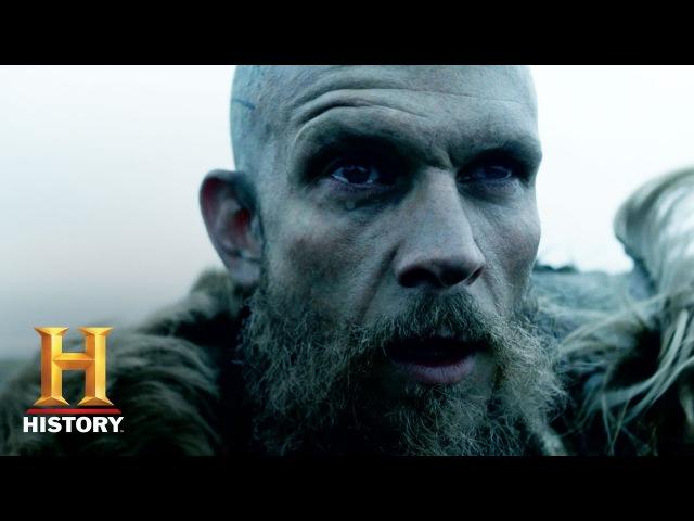 Vikings: Season 5 Official SDCC Trailer (Comic-Con 2017)   History