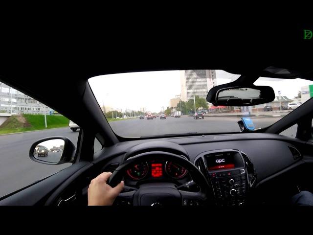 Обзор OPC Motorsport от Z Drive