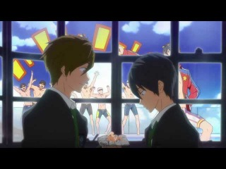 FREE! Iwatobi Swim Club [ AMV ] GAY BAR BY ELECTRIC SIX