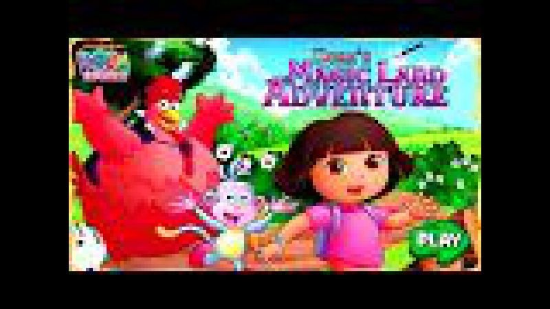 Dora's - Magic Land Adventure. Kids games for girls.