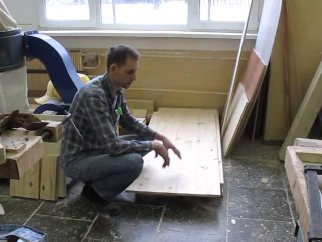 Как выбрать доску и мебельный деревянный щит