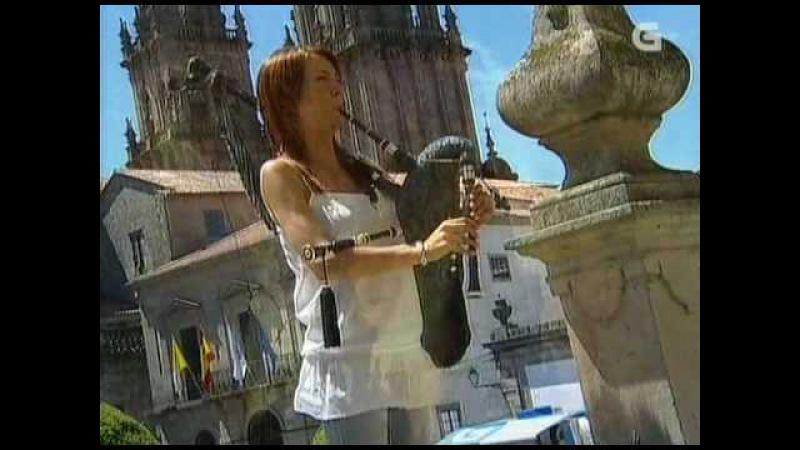 Susana Seivane - Himno gallego a gaita
