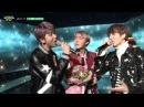 뮤직뱅크 - 2월 4주 1위 방탄소년단-봄날 세리머니 Cut