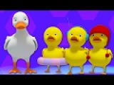 утка палец семьи  палец семьи песня  Дети рифмы  Kids Song  Duck Finger Family