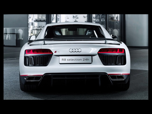 Audi R8 V10 Plus vs Audi RS7 Yellow - Acceleration 0-330km-h and Exhaust Sound Drift