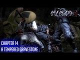 Ninja Gaiden Sigma 2 прохождение глава 14 Обожженное надгробие