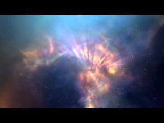 Футажи для видеомонтажа фон космос