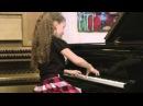 Varvara Kutuzova 11yo Schumann Skryabin