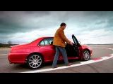 Обзор от Top Gear. MG ZT 260 - машина для смелых