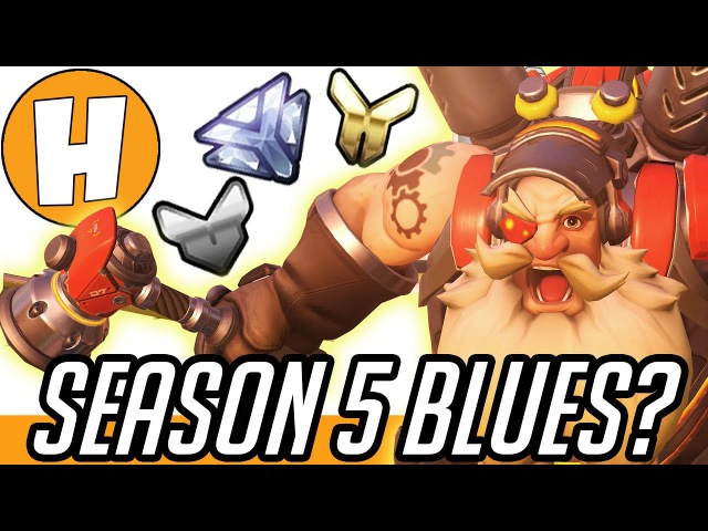 Overwatch Opinion - Has Competitive Season 5 Felt WORSE? | Hammeh