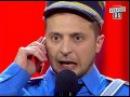 Вечерний Квартал - Случай на дороге, ДТП с женой гаишника Вечерний Квартал 25.10. 2014