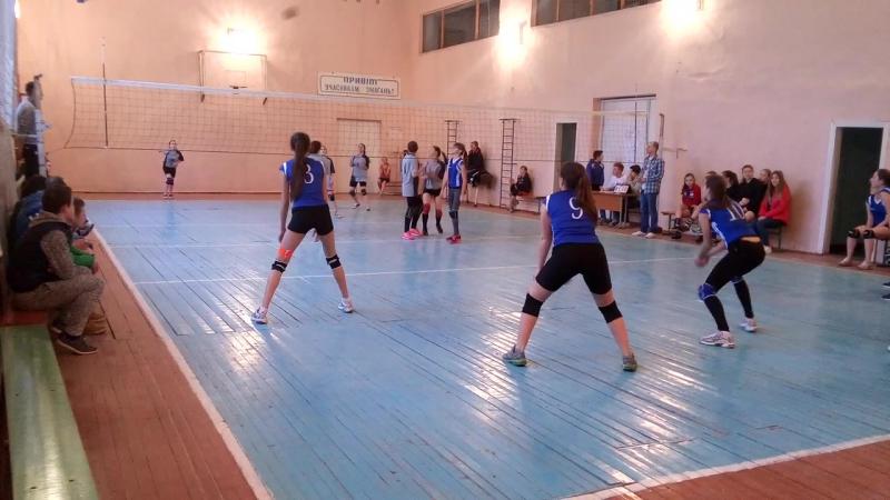Волейбол Самбірський р-он Стрийський р-он
