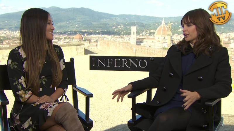 «Инферно»: интервью для MadeinHollywoodTV