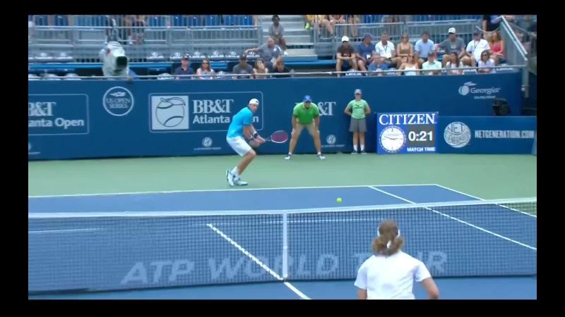 ATP 250 Атланта Лацко - Изнер